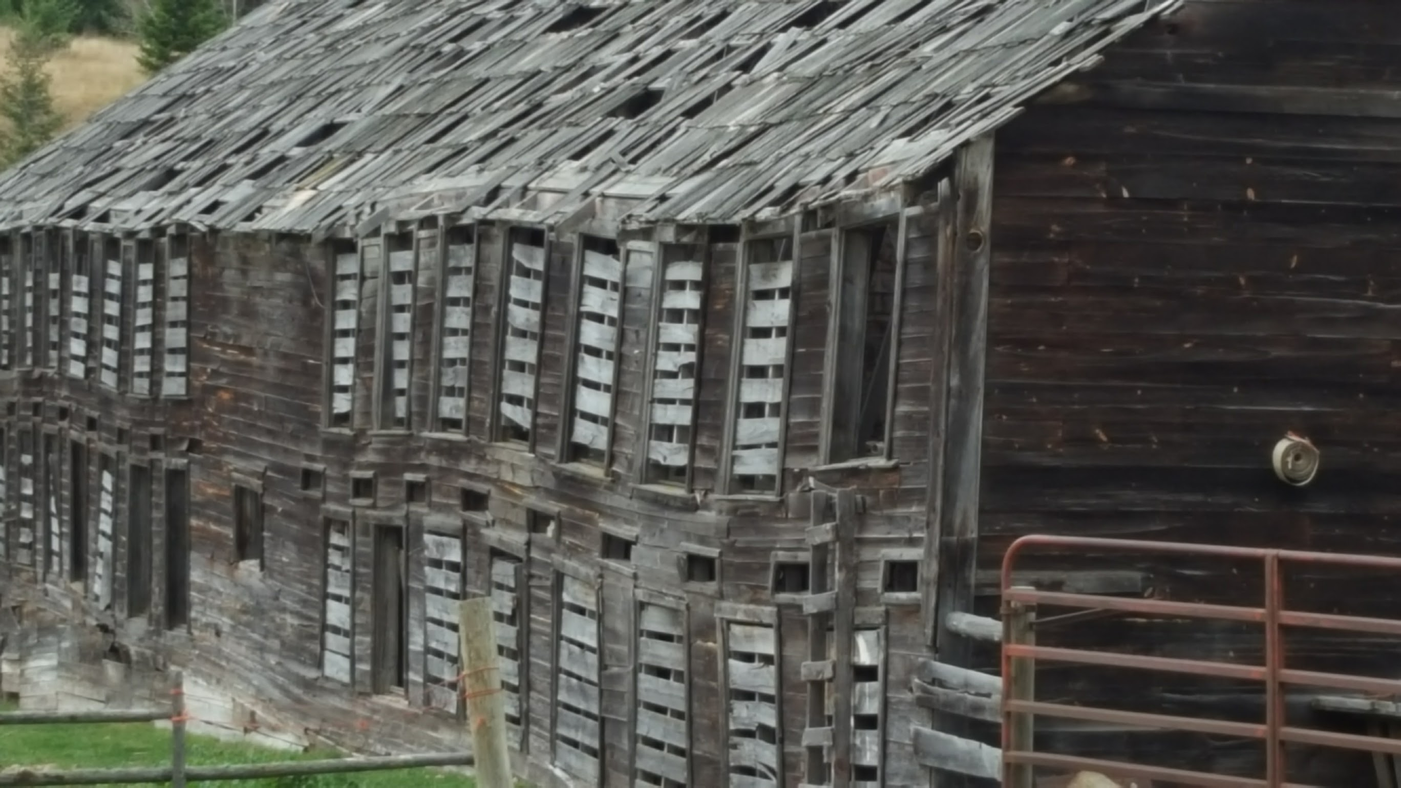 When Will We Rebuild Our Barn?